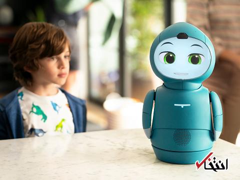 ربات جدیدی که دشمن پرستاران کودک است