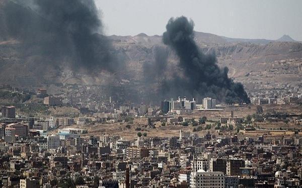 عربستان شمال یمن را هدف بمباران شدید قرار داد